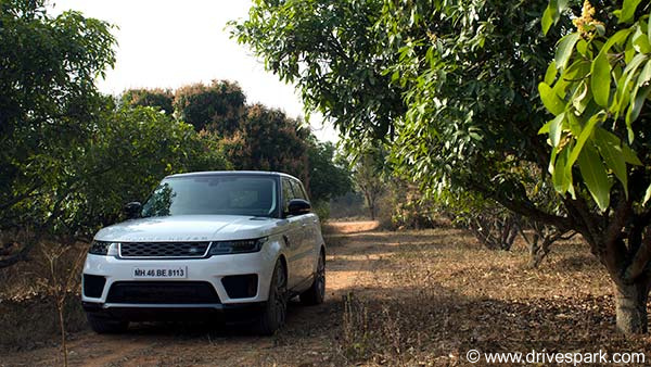 Range Rover Sport Review