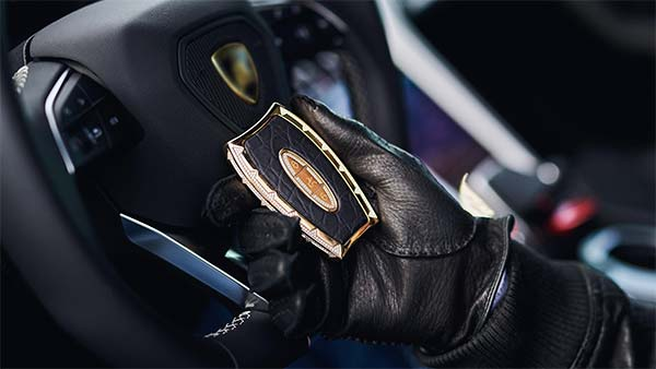 Awain Reveals Most Expensive Car Keys In The World