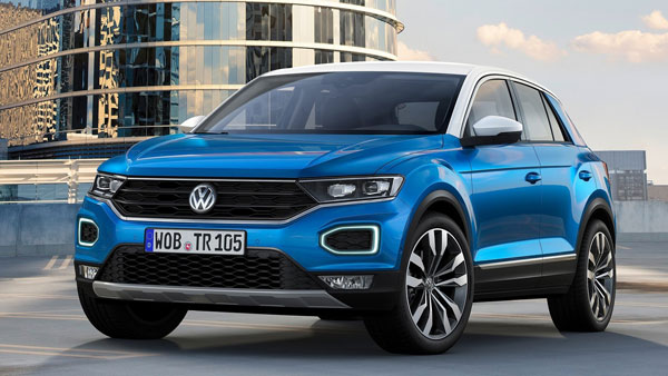 Volkswagen T-Roc Set To Arrive In India This Year