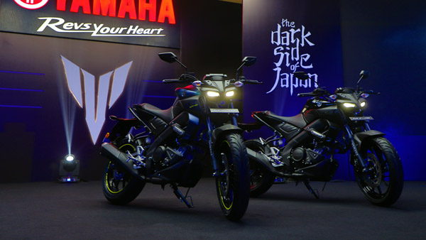 Yamaha MT-15 Sales