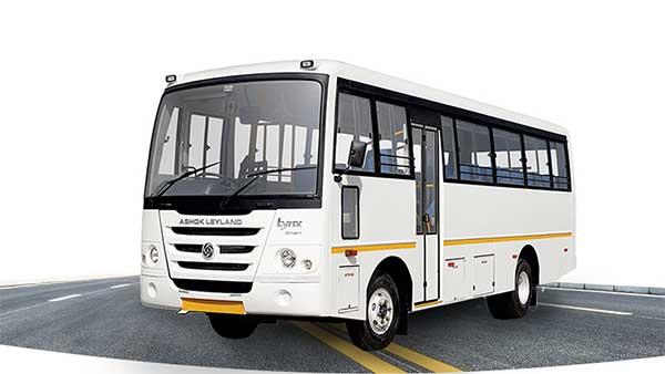 Ashok Leyland Nails Order For 400 Buses - DriveSpark News