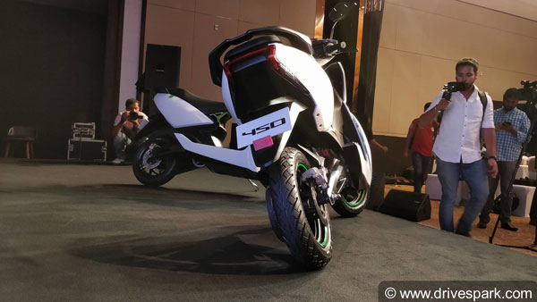 Ather 450 Deliveries To Begin