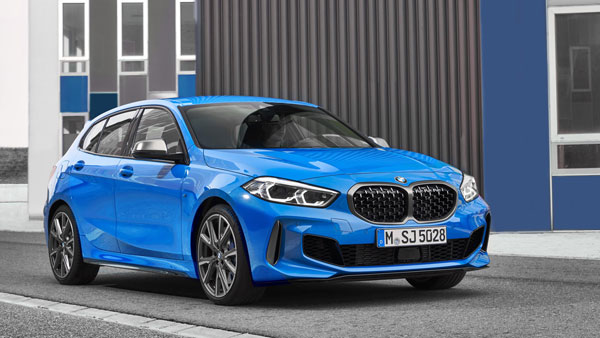 All-New BMW 1-Series Revealed