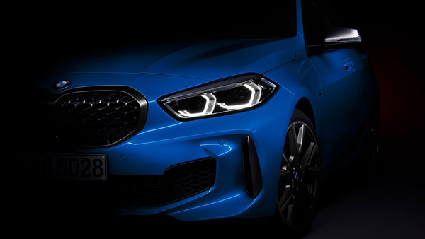 BMW 1 Series Teaser Revealed