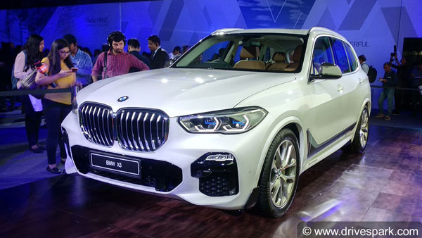 All-New BMW X5 Launched In India — Prices Start At Rs 72.90 Lakh