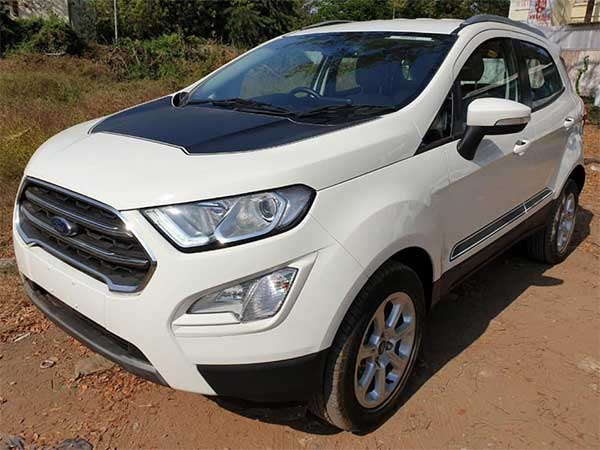 Ford EcoSport Thunder Edition Launching Soon