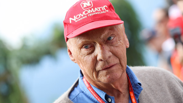 Formula One Legend Niki Lauda Passes Away At 70
