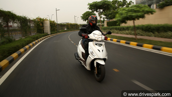 Hero Maestro Edge 125 First Ride Review