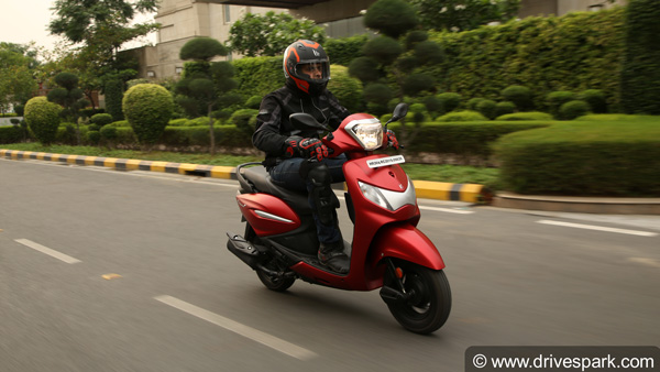 Hero Pleasure  110  U2014 First Ride Review  Specs  Price