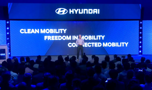 Hyundai's Pillar of Mobility