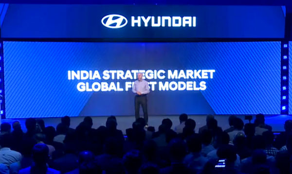 Hyundai India Strategy
