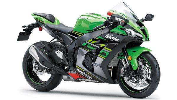 Kawasaki Ninja Zx 25r With Four Cylinder 250cc Engine Under