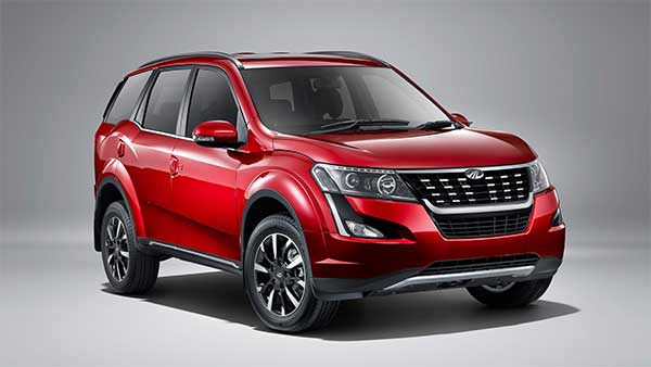 Mahindra XUV500 W3 Launched In India
