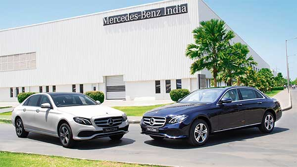 Mercedes-Benz E-Class Long Wheelbase Launched In India