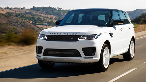 Ranger Rover Sport Launched