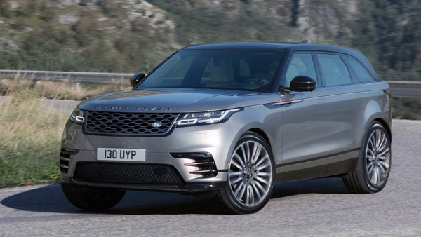 Range Rover Velar Launches In India