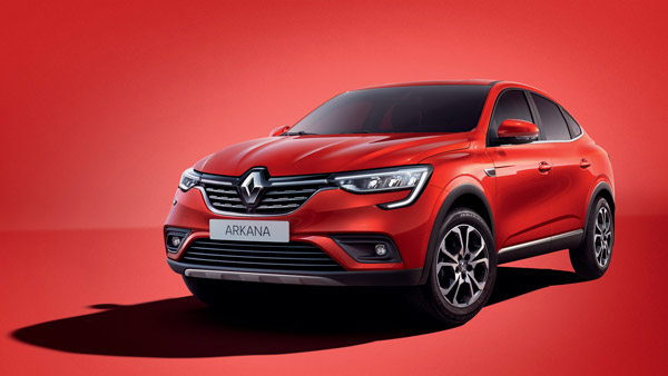 Renault Launches Arkana Coupe SUV In Russia — Could Be India Bound