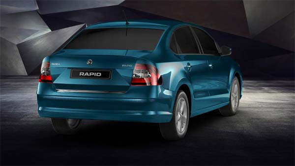 Skoda Rapid To Feature New 1.0-Litre TSI Engine