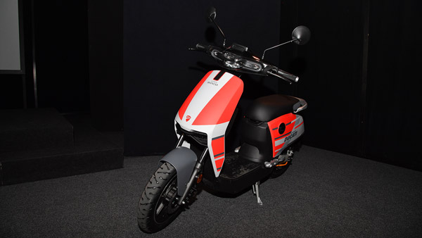 Ducati Reveals Super Soco CUx Electric Scooter — A Piece Of MotoGP
