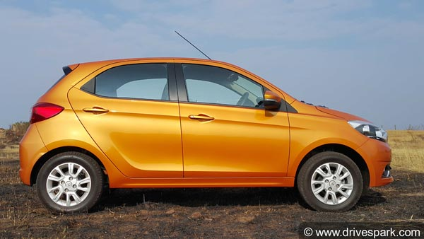 Tata Motors Upgrades Safety Features On The Tiago