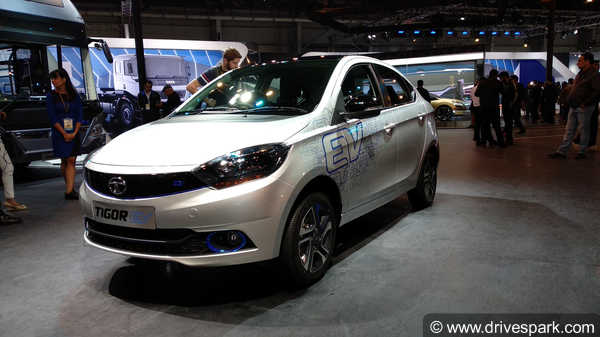Tata Motors Partners With Aaron Travels To Deploy The Tigor EV