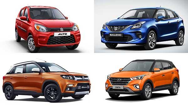 Top-Selling Cars In India For April 2019: Maruti Suzuki Continues