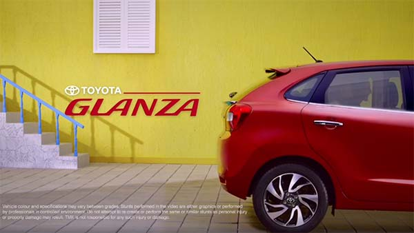 Toyota Glanza Arrives At Dealerships