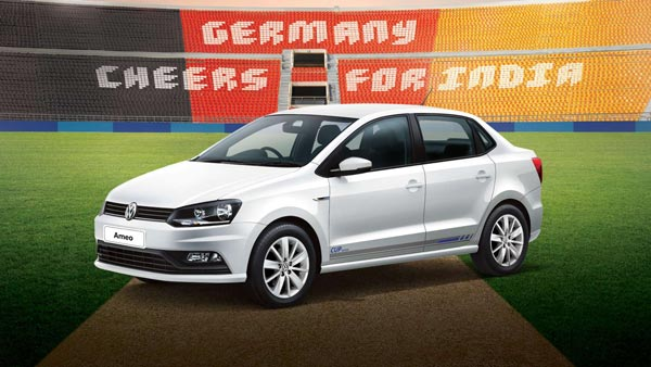Volkswagen Launches Cup Edition Cars