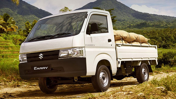 2019 Suzuki Carry Makes Global Debut