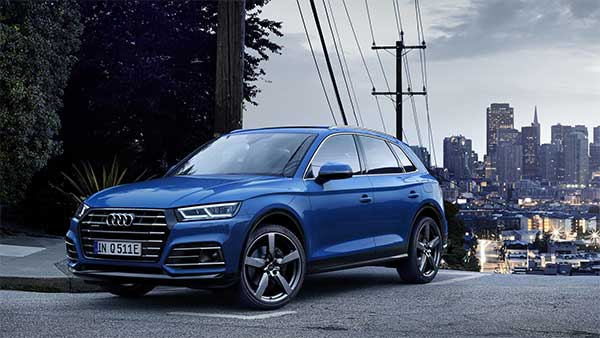 Audi Q5 Hybrid Revealed — Will It Make It To Indian Shores?