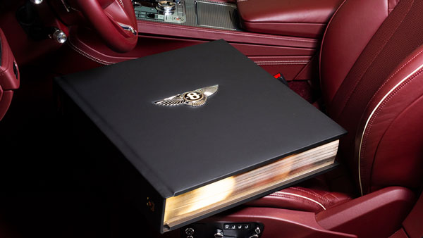 Bentley Book Costs Rs 1.80 Crore