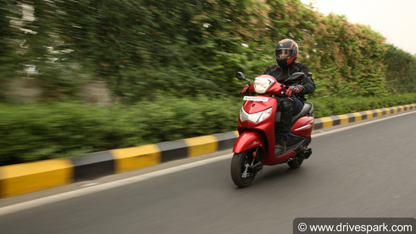 Hero Pleasure+ 110: First Ride Review