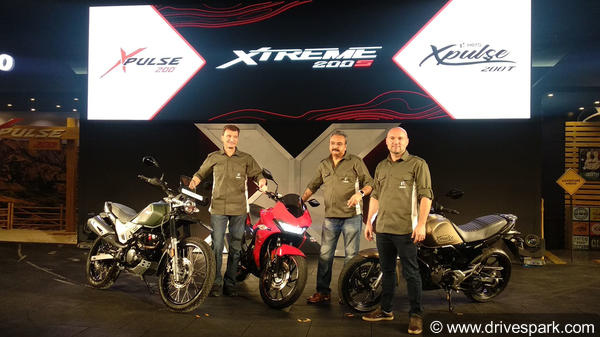 hero xtreme 200s india launch
