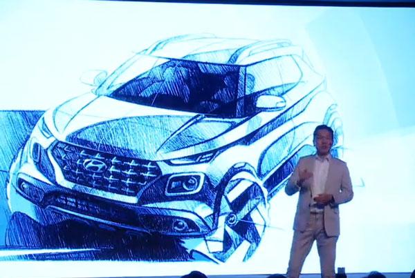 Hyundai Venue — Design Inspiration