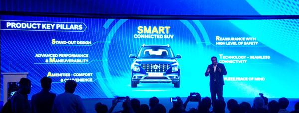 Hyundai Venue features