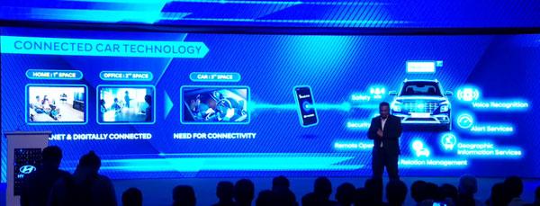 Hyundai Venue — Blue Link Connectivity