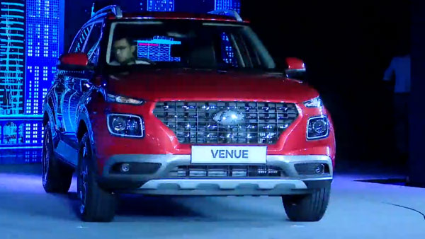 Hyundai Venue — Here it is!