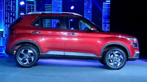 Hyundai Venue Unveiled
