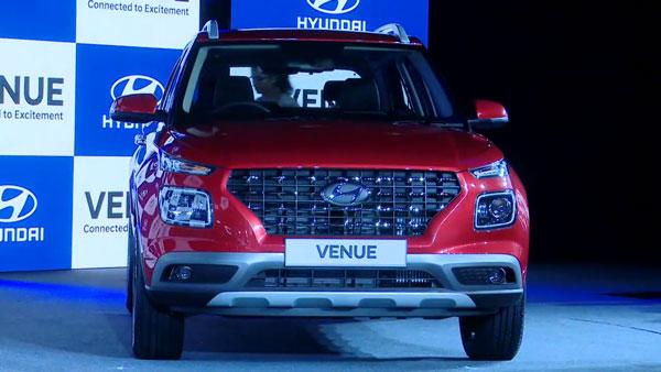 Hyundai Venue — Variants