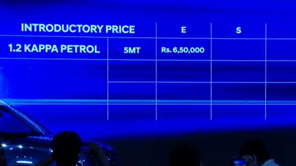 Hyundai Venue — Prices