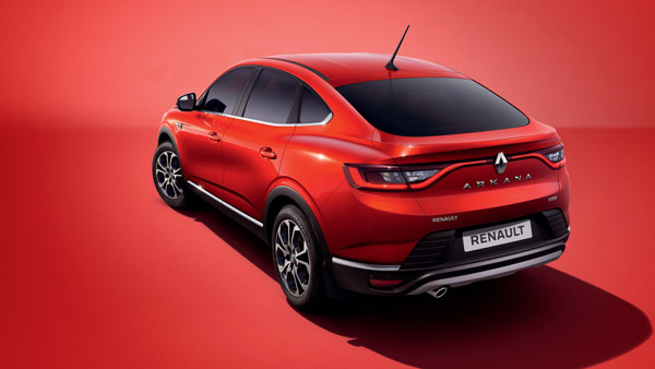 Renault Launches Arkana Coupe SUV In Russia