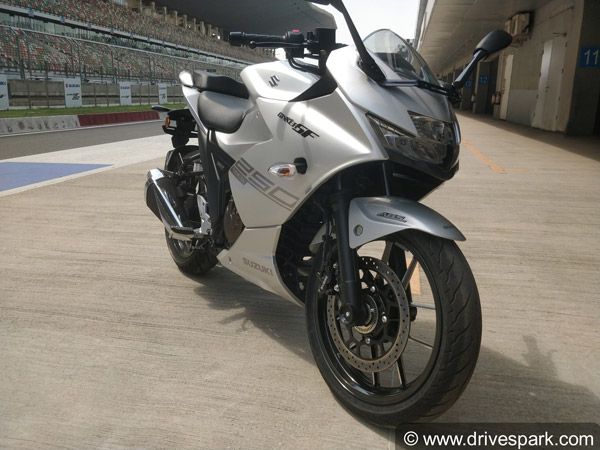 Suzuki Gixxer SF 250 First Ride Review