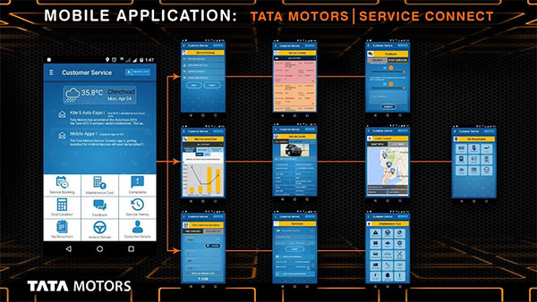 Tata Launches Service Connect App For Car Owners — Everything At One Place