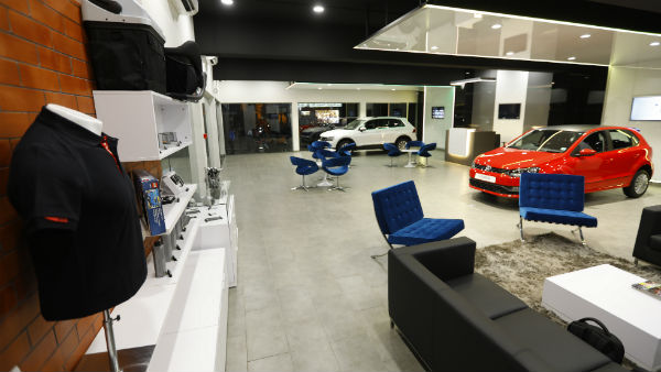 Volkswagen Opens Pop-Up Store In Bangalore — Fancy An Experience?