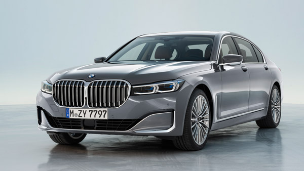 2019 BMW 7 Series Facelift India-Launch On 25th July — Will Rival The Mercedes-Benz S-Class