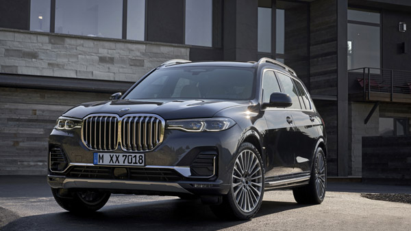New BMW X7 India-Launch On 25th July — The First-Ever Seven-Seater Bimmer