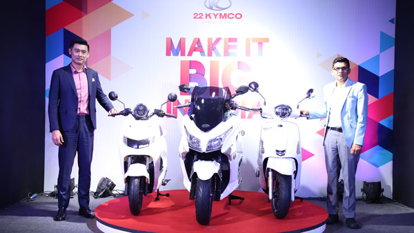 22 KYMCO Debuts In India With Three New Scooters — Priced From Rs 90,000 To Rs 2.3 Lakh