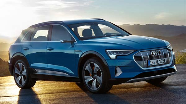 Audi E-Tron To Be Revealed In India On 27 June