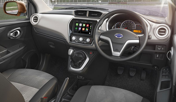 Datsun GO & GO+ Updated With VDC Technology