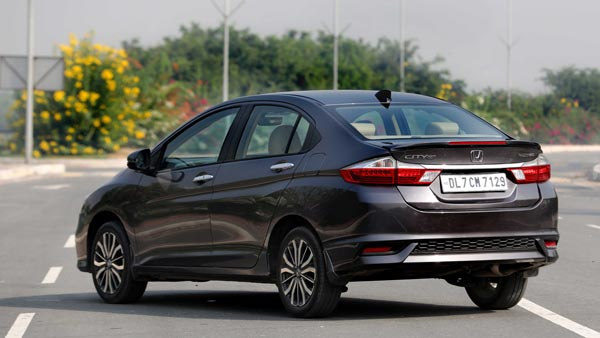 Honda City Gets New Safety Features